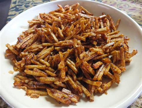 Ros Snack Stick Kentang sambal goreng kentang kering nieuw significant verbeterd kokkie slomo indische recepten