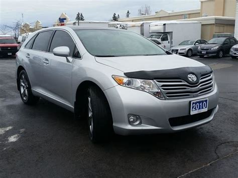 Toyota Venza Mpg 2010 Toyota Venza Awd 6cyl Suv Belleville Ontario