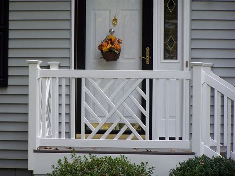 Porch Banisters by Raleigh Durham Deck Railing Custom And Porch Railing Gerald Jones