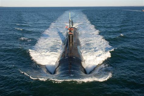 navy and virginia class attack submarine ssn military com