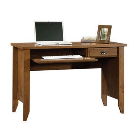 Oak Finish Computer Desk Sauder Shoal Creek Computer Desk Oak Finish By Sauder At Mills Fleet Farm