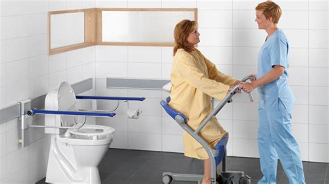 bathroom aids for seniors mobility promoting standing aid for dignity and independence
