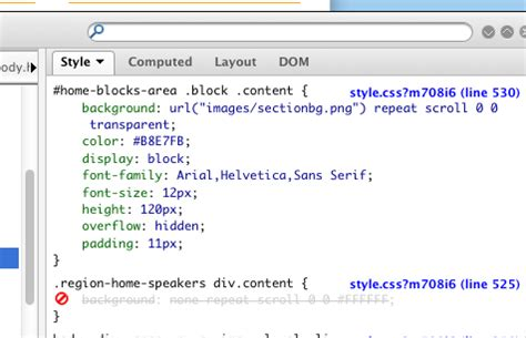 div id css css selectors why is my css class being overwritten