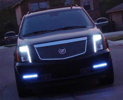 cadillac escalade lights escalade ext lights autos post