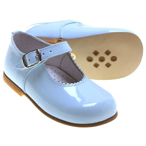 baby blue shoes baby blue patent shoes scallop