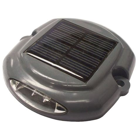 Dock Edge Solar Led Puck Light 2 Pack West Marine Boat Solar Lights