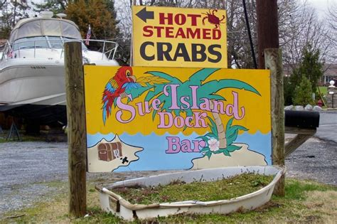 sue island grill and crab house pin by crab decks tiki bars of the chesapeake bay on crab pickers p