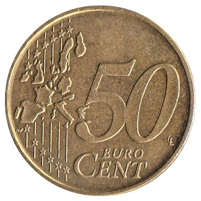 50 cent coin value 50 cents euro coin exchange yours for cash today
