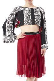 Blouse 7614 Stripe Havard Shirt daniel vertical stripe blouse from massachusetts by black