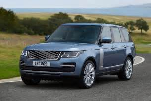 2018 range rover revealed hybrid added more power for