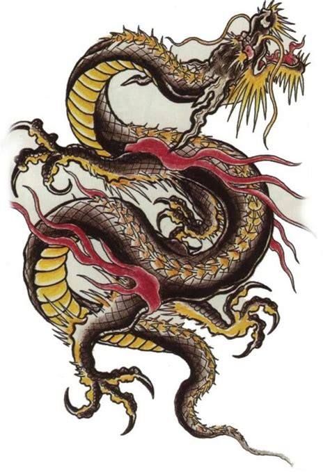 tattoos of dragons for men 60 awesome designs for