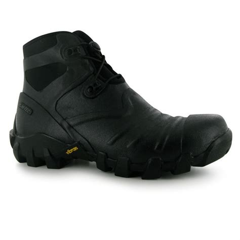 mens hi tec walking boots hi tec mens para walking boots waterproof drawstring speed
