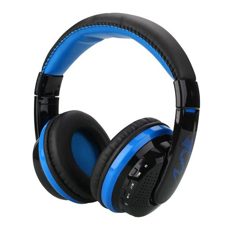Headset Bluetooth Bass Bass Stereo Bluetooth Headphones Earphone With Mic For Mobile Smart Phones