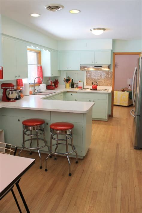 mint kitchens kate s 771 kitchen remodel she shares her diy lessons