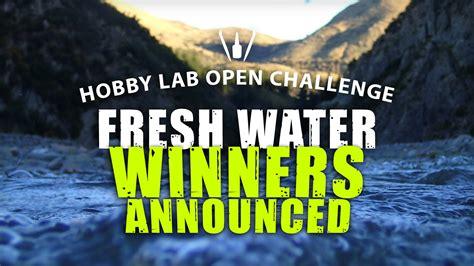 challenge fresh fresh water terrain challenge winners