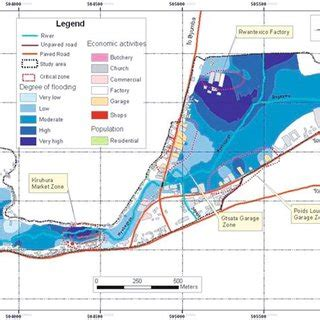 flowchart process for flood hazard mapping   download