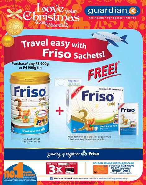 friso comfort singapore friso gold free sachets promotion 187 guardian health