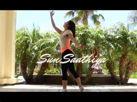 tutorial dance on sun sathiya sun saathiya dance tutorial disney s abcd 2