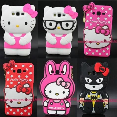 Soft Rubber Kawaii Bunny For Samsung Galaxy Grand Prime G530 for samsung galaxy grand prime 3d polka dots bowknot bunny minnie soft rubber cover