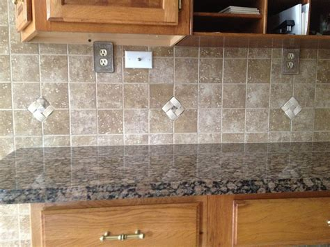 groutless tile backsplash