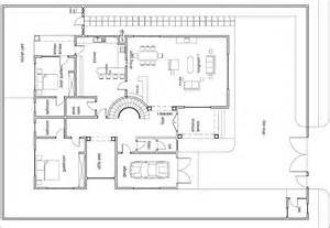 simple ground floor house plan house of samples