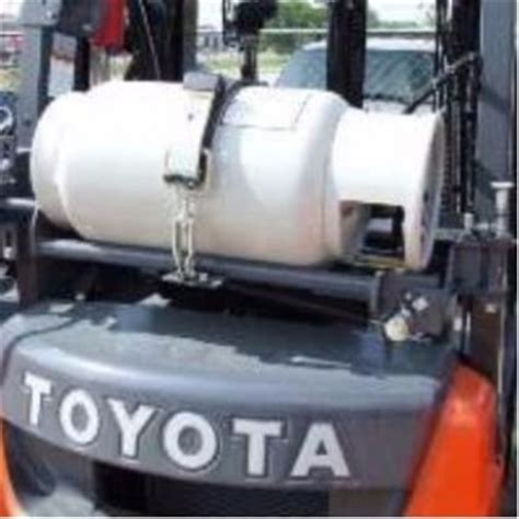 8 tips for installing a forklift liquid propane tank