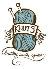 Knots Knitting On The Square - even after all this time spacecadet inc