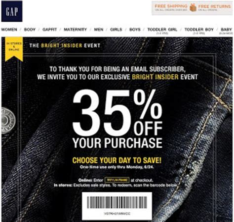 printable gap outlet coupons 2014 gap outlet printable coupons december 2014