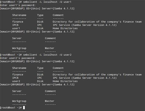 Mfe Vs Mba Salary by Setting Up Samba And Configure Firewalld And Selinux To