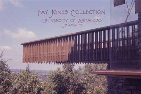 House Construction Blueprints fay jones collection university of arkansas libraries