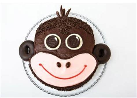 monkey birthday cake template monkey birthday cake design parenting