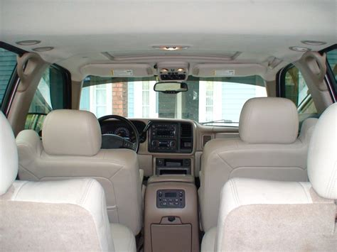 2004 Chevy Tahoe Z71 Interior by 2004 Chevrolet Tahoe Z71 4x4 The Hull Boating And Fishing Forum
