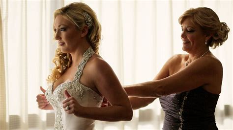 Trend Worth Trying Jeweled Necklines by Jeweled Necklines 2014 Wedding Trends Videography