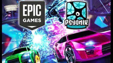 epic games compra psyonix  contempla retirar rocket