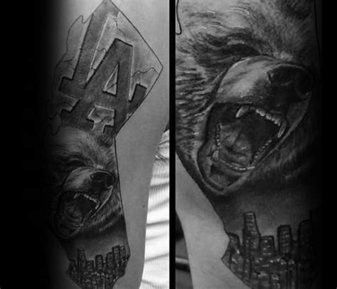 los angeles tattoo designs 30 los angeles skyline designs for southern