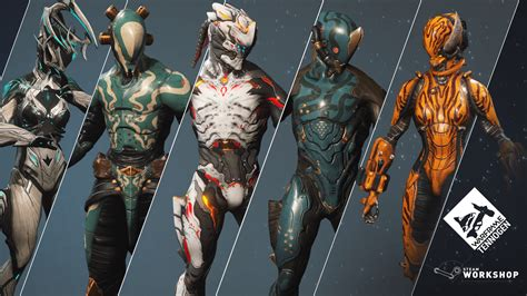 Warframe Giveaways - warframe new tennogen content and augments available