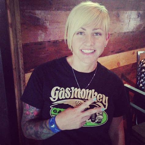 Christie On Gas Monkey Garage by 1000 Images About Gas Monkey On