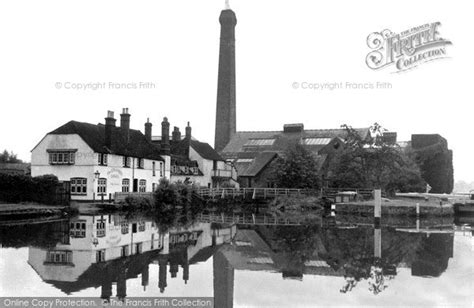 thames river arms old historical nostalgic pictures of kennington in