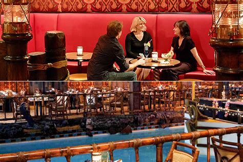 tonga room hours 15 weirdest restaurants in the united states