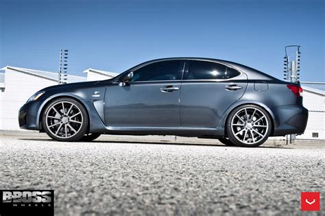 lexus isf lexus is f looks underrated even on custom wheels