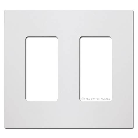 design of cover plates double switch plate covers classy custom made decorative