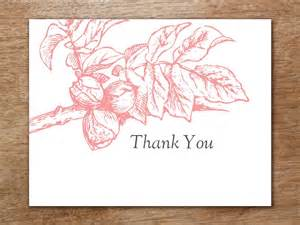 Thank You Card Templated by Thank You Card Template Floral
