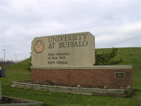 Buffalo Mba by At Buffalo The State Of New York