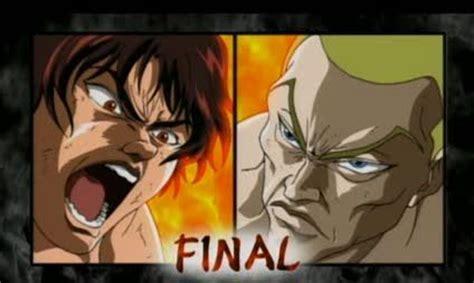 anime baki the grappler season 2 baki the grappler season 2 episode 23
