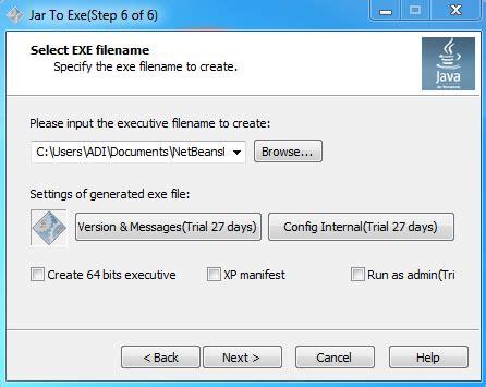 membuat html menjadi exe cara membuat file java menjadi exe sandi susanto