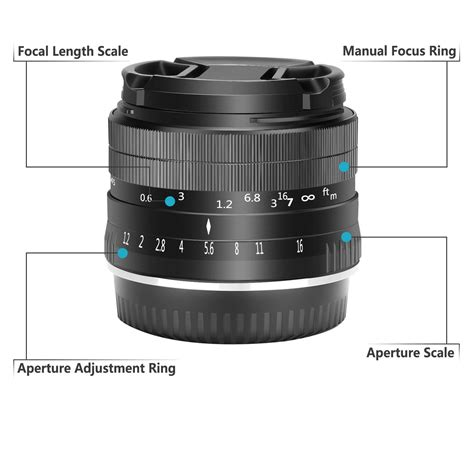 Neewer 35mm F1 7 2 neewer 35mm f 1 2 fast inexpensive lens for e mount sony