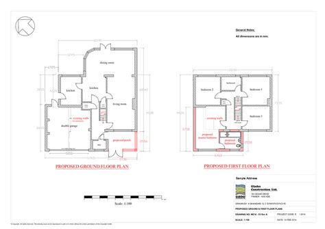 layout plan approval design and planning approvals glades construction limited