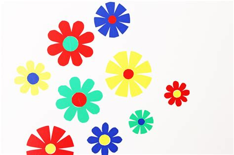 Hippy Bedroom Flower Power Diy Wall Decals Babble Dabble Do