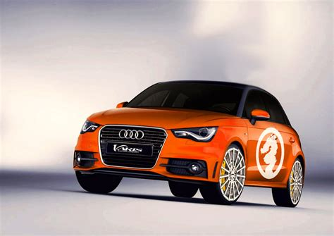 2013 audi a1 s line 2 varis orange by jdimensions27 on
