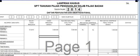 cara membuat laporan faktur pajak contoh penghitungan pph 21 tahun 2016
